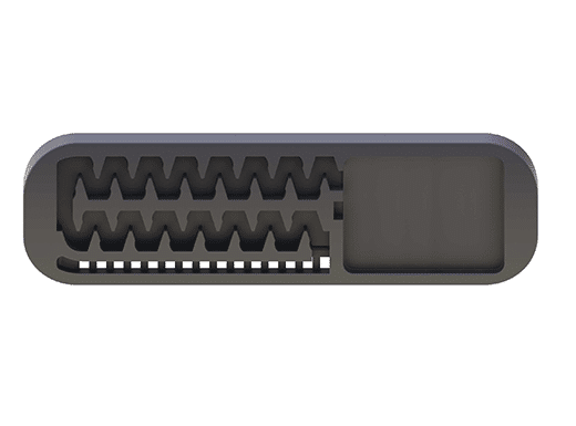 Rivulis D900