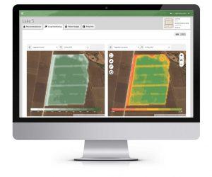Monitoraggio della coltura dallo schermo